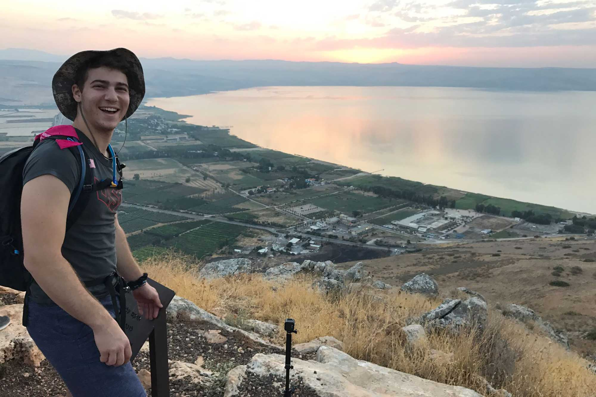 USY Israel Adventure