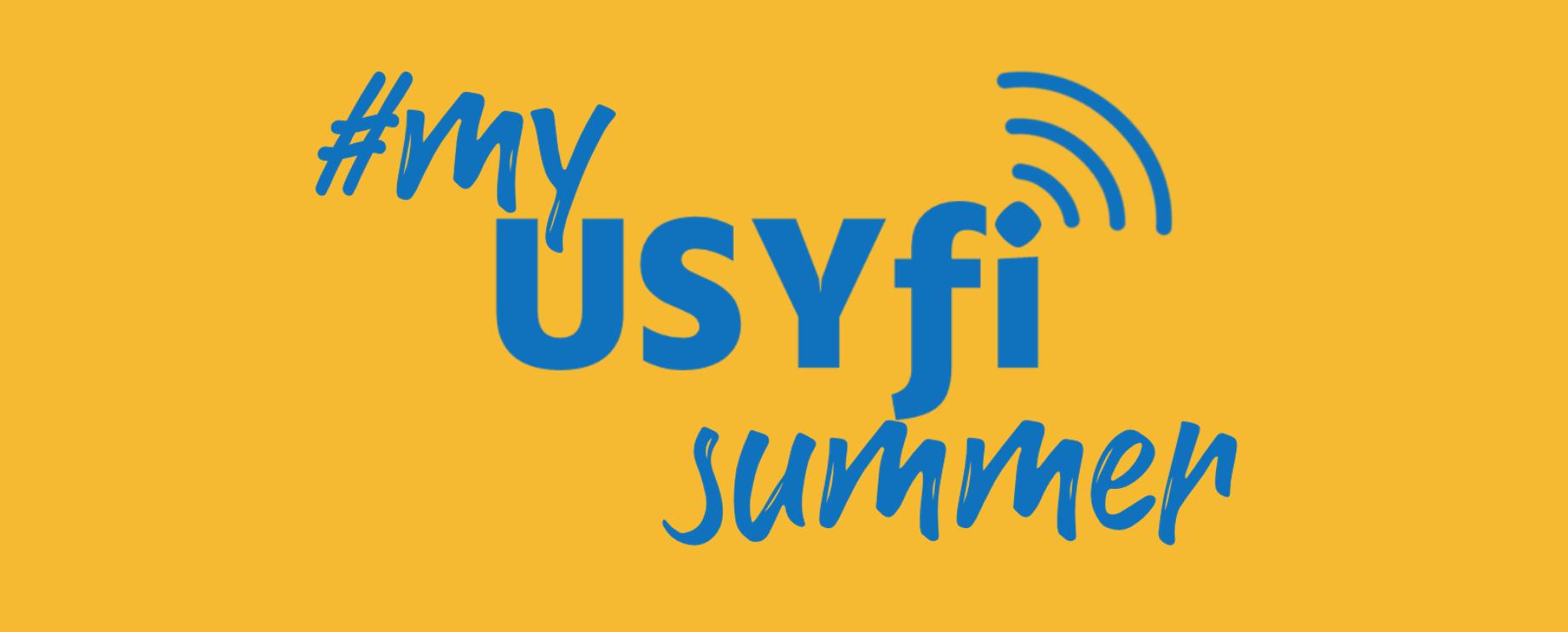 #myUSYfisummer Program Catalog